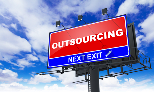 HR is going from in-house to out-of-house